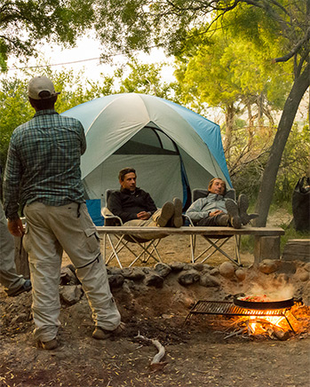 SouthernLoops multi day camp trips