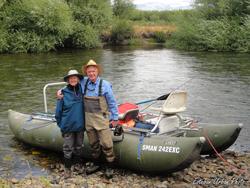 Tailor Made fly fishing trips - San Martín de los Andes - Patagonia Argentina