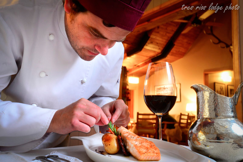 Enjoy the best local and international cuisine North Patagonia has to offer.